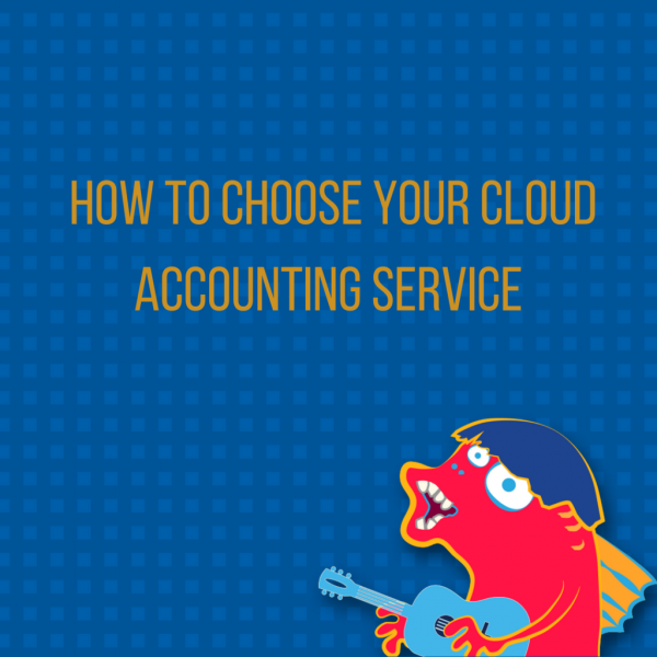 Get help choosing your cloud accounting software here!